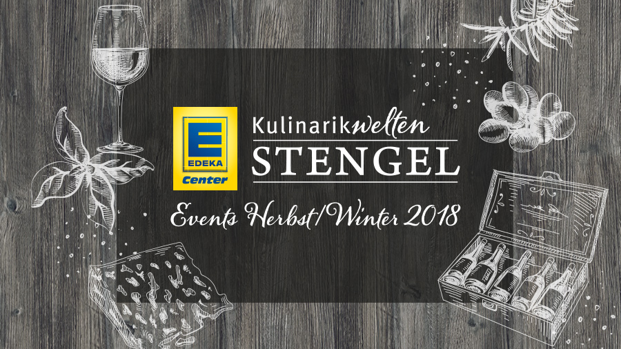 Events im Edeka Center Stengel Fuerth/Nuernberg