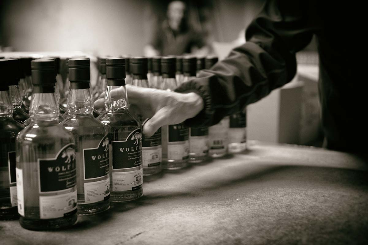 Wolfburn - The finest way of whisky